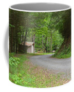 Georgia Mountain Road Coffee Mug