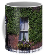 Georgian Doors, Fitzwilliam Square Coffee Mug