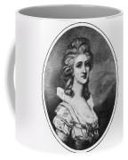 Georgiana Shipley (1752-1806) Coffee Mug