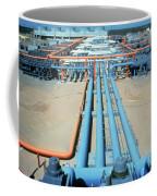 Geothermal Power Plant Coffee Mug