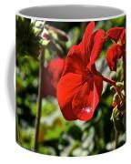 Geranium Gem Coffee Mug