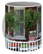 Geranium Good Times 2 Coffee Mug