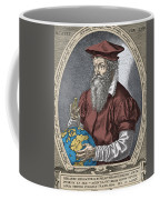 Gerardus Mercator, Flemish Cartographer Coffee Mug
