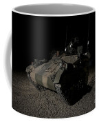 German Army Crew In A Wiesel 1 Atm Tow Coffee Mug