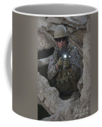 German Army Soldier Armed With A M4 Coffee Mug