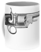 German Revolver, 1856 Coffee Mug