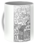 German Soldiers, 1650 Coffee Mug