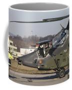 German Tiger Eurocopter At Fritzlar Coffee Mug