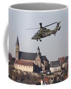 German Tiger Eurocopter Flying Coffee Mug