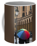 German Umbrella Coffee Mug