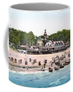 Germany: Casino, C1895 Coffee Mug