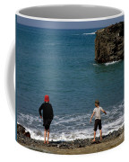Get Your Feet Wet Coffee Mug