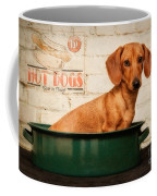 Get Your Hot Dogs Coffee Mug