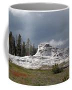 Geyser In Yellowstone Coffee Mug