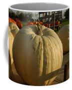 Ghost Pumpkin Coffee Mug