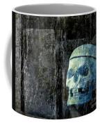 Ghost Skull Coffee Mug