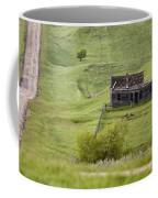 Ghost Town Galilee Saskatchewan Coffee Mug