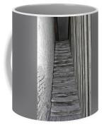 Ghost Town Stairs Bodie California Coffee Mug