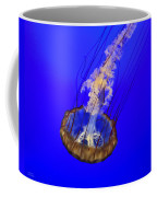 Ghostly Jellyfish Coffee Mug