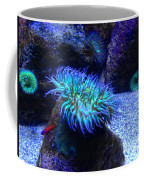 Giant Green Sea Anemone Coffee Mug
