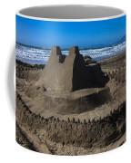 Giant Sand Castle Coffee Mug