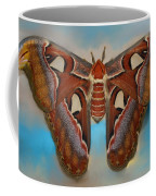 Giant Silk Moth Coffee Mug