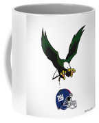 Giants Suck Coffee Mug