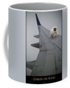 Gibbon On Wing Coffee Mug