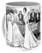 Gibson: After-dinner, 1899 Coffee Mug