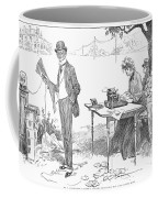 Gibson: Businessman, 1903 Coffee Mug