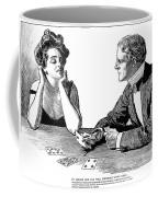 Cards, 1900 Coffee Mug