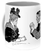 Gibson: Couple, 1896 Coffee Mug