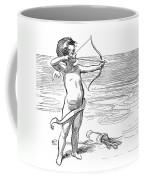 Cupid, 1900 Coffee Mug