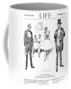 Gibson: Drawings, 1897 Coffee Mug