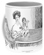 Gibson: Gibson Girl, 1901 Coffee Mug