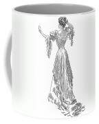 Gibson: Gibson Girl, 1903 Coffee Mug
