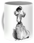 Gibson: Gibson Girl, 1904 Coffee Mug