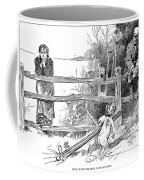 Gibson: Golf Game, 1895 Coffee Mug