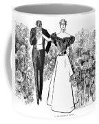 In Garden Of Youth Coffee Mug