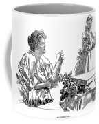 Gibson: Morning Note, 1898 Coffee Mug