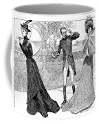 Gibson: Predicament, 1899 Coffee Mug