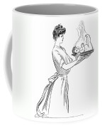 Gibson: Woman, 1903 Coffee Mug
