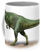 Giganotosaurus Carolinii, A Prehistoric Coffee Mug