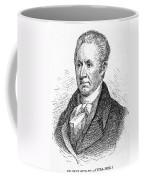 Gilbert Stuart (1755-1828) Coffee Mug