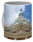 Giles County Courthouse Details Coffee Mug by Kristin Elmquist