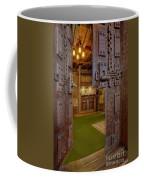 Gillette Castle's Bar Coffee Mug