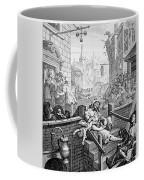 Gin Lane, William Hogarth Coffee Mug