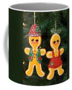 Gingerbread Couple Coffee Mug