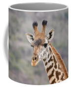 Giraffe Close-up Coffee Mug