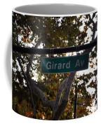 Girard Avenue In Philadelphia Coffee Mug